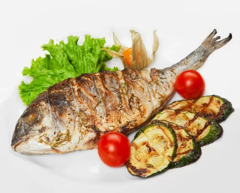 Diet Sehat dengan Ikan Laut