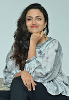 Malavika Nair Photos at Vijetha Success Meet TollywoodBlog