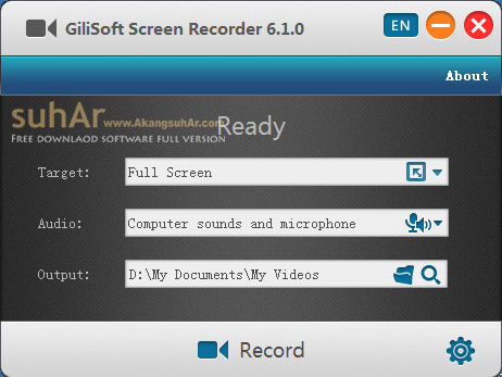 Download GiliSoft Screen Recorder Full crack. GiliSoft Screen Recorder full version. GiliSoft Screen Recorder latest version.