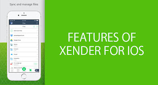 Xender for ios