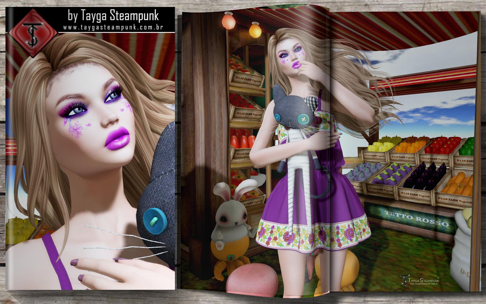 TS# 214 Violeta