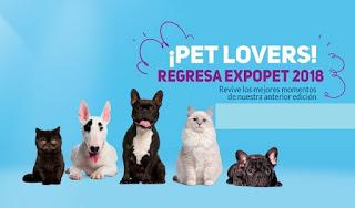 FERIA de Mascotas EXPOPET No. 5 2018