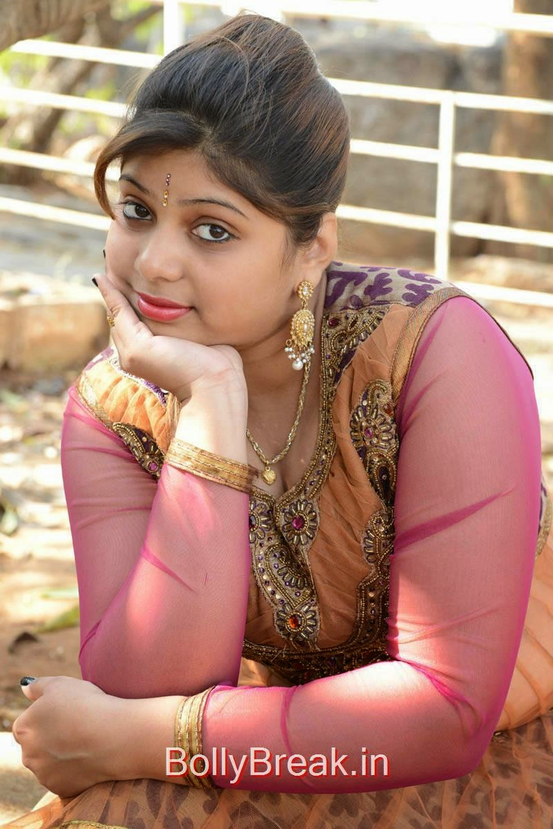 Haritha Stills, Actress Haritha Hot Pics In Churidar