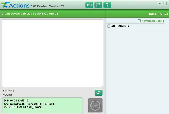 Download ACTIONS Pad Tools Pack ~ flash rom androids