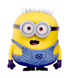 Sticker Despicable Me 2