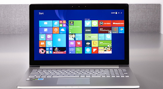 "ASUS VivoBook K501UQ 15.6"" Full HD Notebook (Intel Core i5-6200U) Drivers Download For Windows 10 (64bit)"
