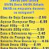Ofertas para Quinta,  Sexta e Sábado no Supermercado Maciel
