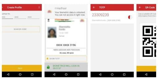 Aadhar Card Download, Aadhar Card Download Android Apps