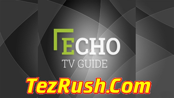Echo TV Channel Official Logo 2018 TezRush