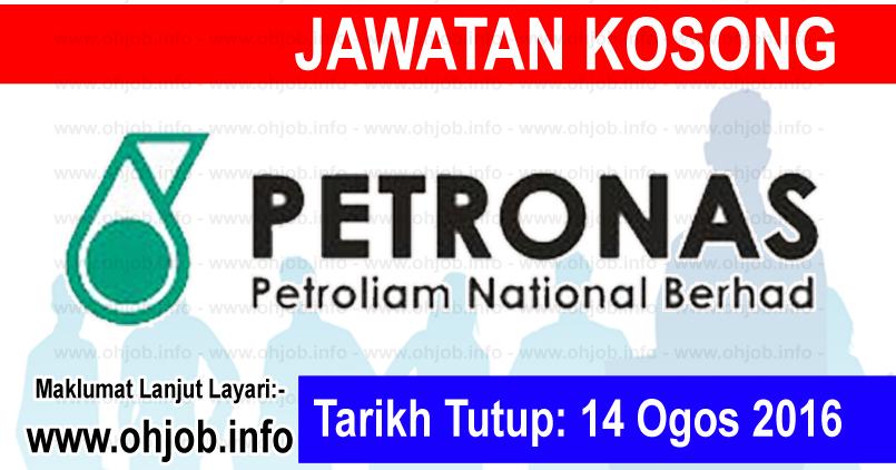 Job Vacancy at Petronas ICT Sdn Bhd | JAWATAN KOSONG ...
