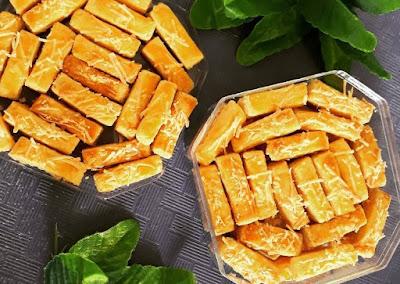 Mengenal berbagai kue kering lebaran yang menghias hari raya