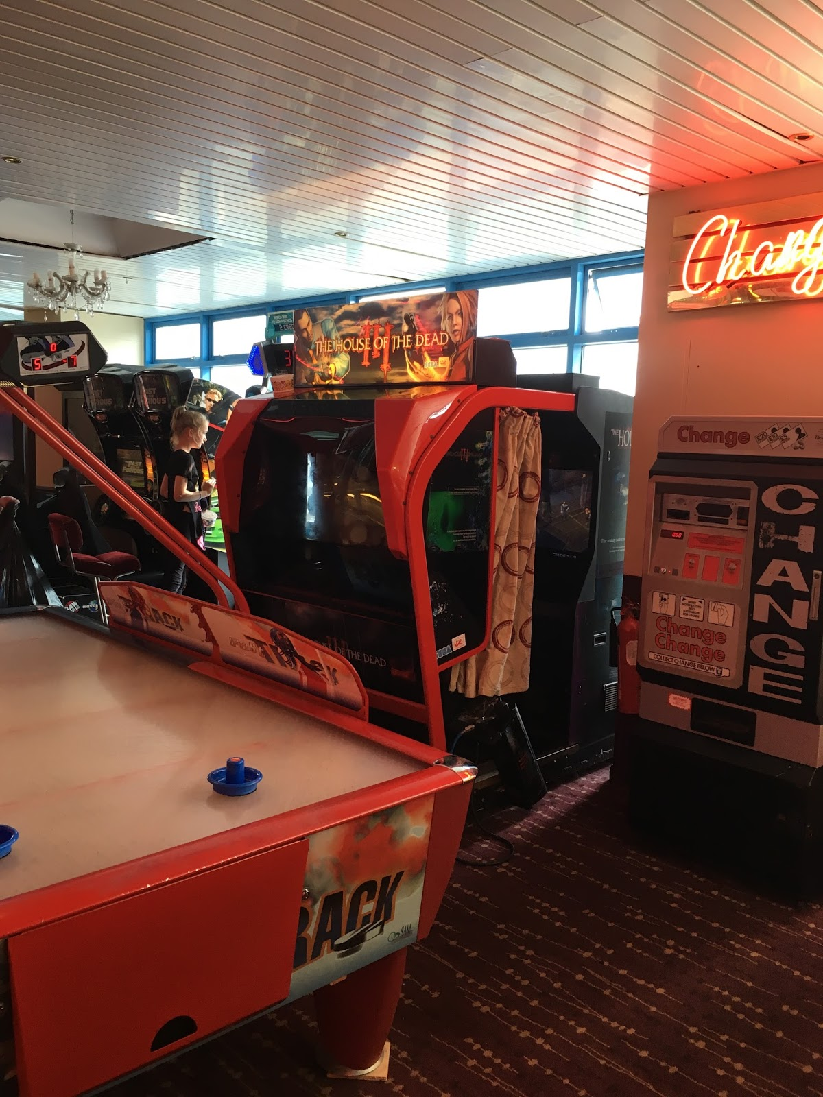 Sun Sea Arcade Games Part Iv Back To The Islands
