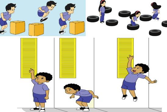 Latihan Daya Ledak Otot Tungkai