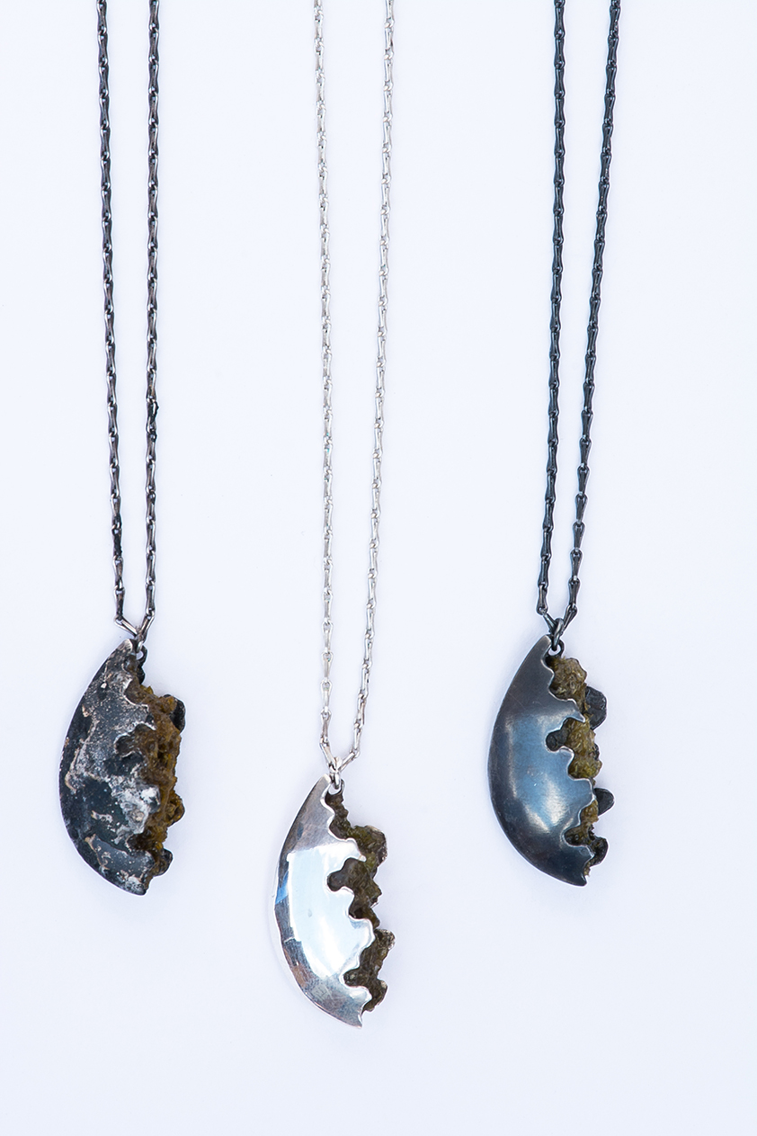 Jewellery created by Libby Ward contemporary jewellery designer and maker   by Yasmin Qureshi Photography