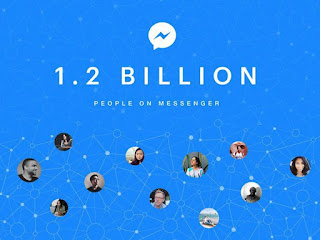 1.2,مليار مستخدم,تطبيق ,Facebook Messenger,مستخدمي فيسبوك,Facebook Messenger ,شبكة الفيسبوك, ديفيد ماركوس رئيس المنتجات,