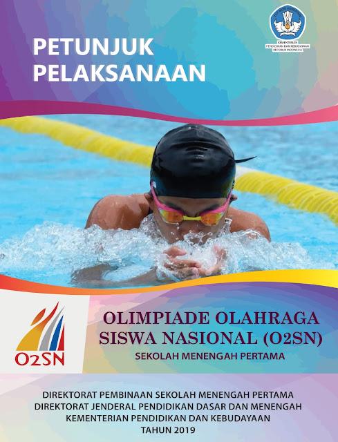 Petunjuk Pelaksanaan O2SN SMP/MTs Tahun 2019