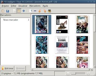 PdfMod edite arquivos de pdf