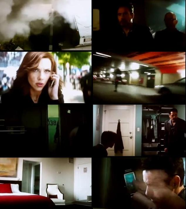 Captain America Civil War 2016 English HDCAM x264 400MB