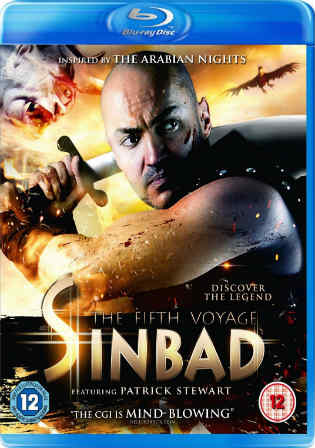 Sinbad The Fifth Voyage 2014 BRRip 250MB Hindi Dual Audio 480p Watch Online Full Movie Download bolly4u