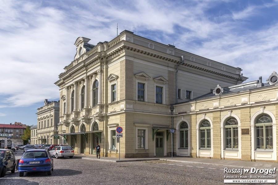 Nowy dworzec kolejowy w Przemyślu