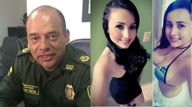 Coronel acusado de acoso, acababa de ser condecorado en el Huila