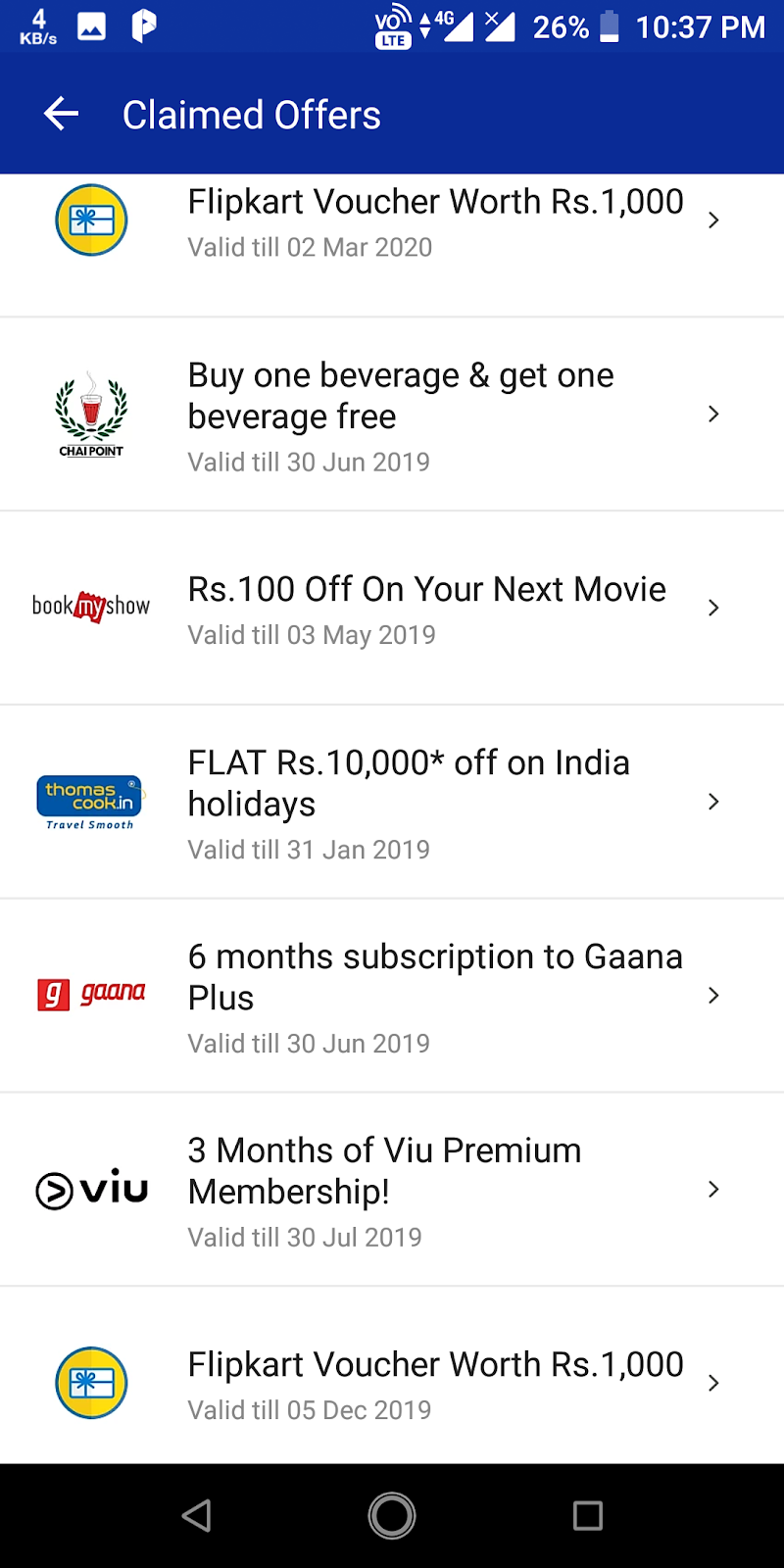 Flipkart Plus Subscription Free For 1 Year 2019