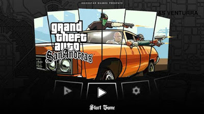 GTA San Andreas (SA) Lite Apk+Data For Android Terbaru 2018