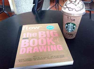Flow the Big Book of Drawing!