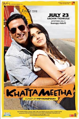 Khatta Meetha (2010) Movie Poster