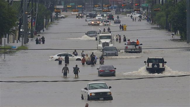 Houston devastated by flooding; residents gird for more rains