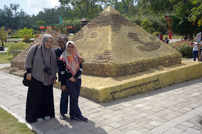 Piramida mesin ala Jogja