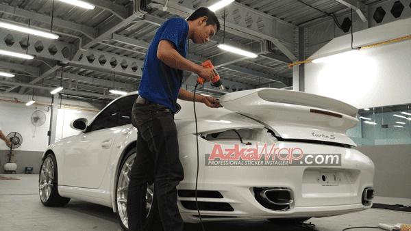 cutting sticker mobil daerah surabaya