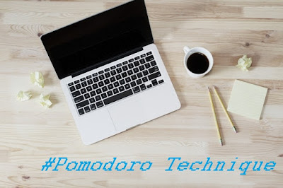 this photo is about Pomodoro technique in programming