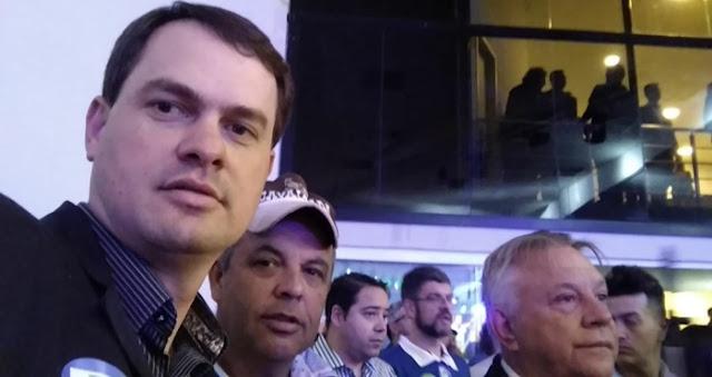 Roncadorenses participam de convenção estadual do PSD