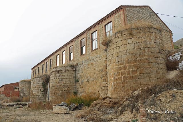 Palacio de los Condes de Castro, Castrojeriz