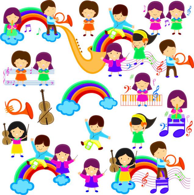 Trẻ em và âm nhạc
