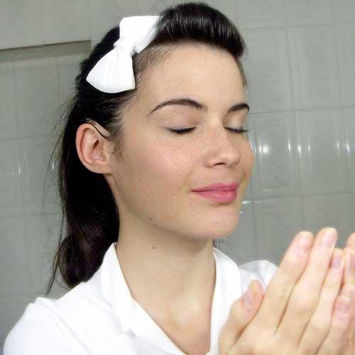 Exfoliacion facial casera