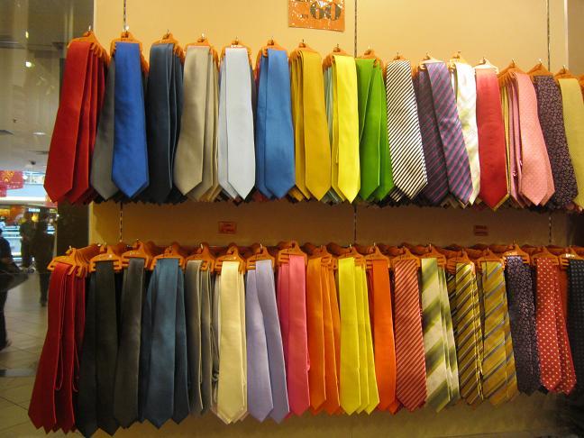 Jom Beli Tali Leher di My Tie Shop @Mid Valley Megamall