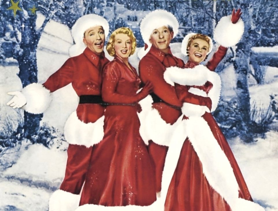 Bing Crosby White Christmas.Bing Crosby White Christmas Movie Wallpapers Wallpaperes Elite