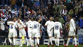 Real Madrid record 32 partidos invicto