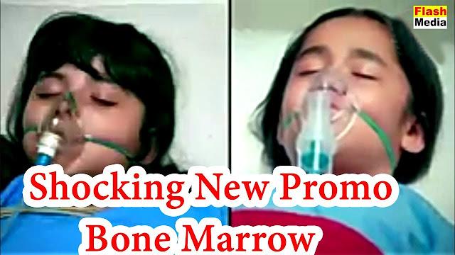 Sad Twist : Hell-like condition of Kulfi after giving her bone marrow to Amyra in Kulfi Kumar Bajewala