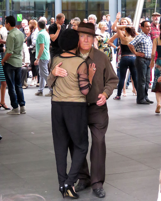 Tango at Spitalfields, Spitalfields Market, London