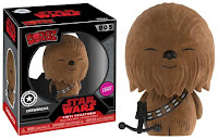 Dorbz Star Wars Chewbacca Flocked