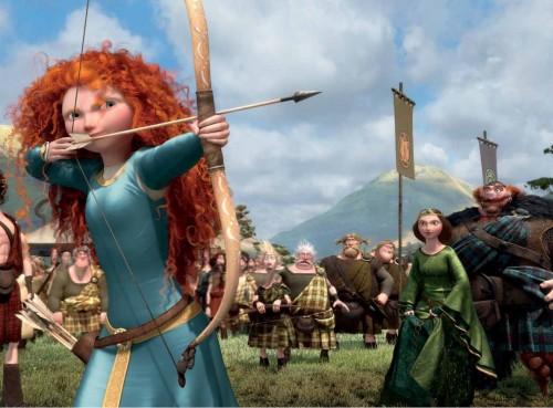 Resultado de imagen para Brave, Brenda Chapman (2012)