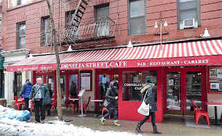 Greenwich Village Cafe