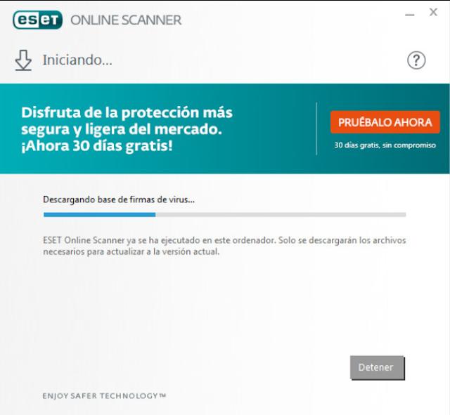 ESET Online Scanner 2018 Free Download