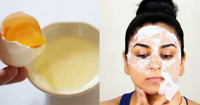 She Pulls This Home-Made Egg Mask Off Her Face And The Results Are Going To Surprise You