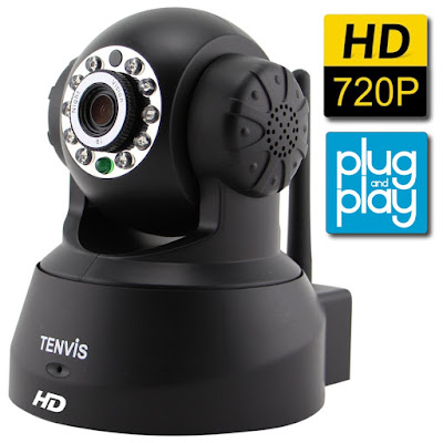 Download Firmware TENVIS JPT3815W-HD IP Camera