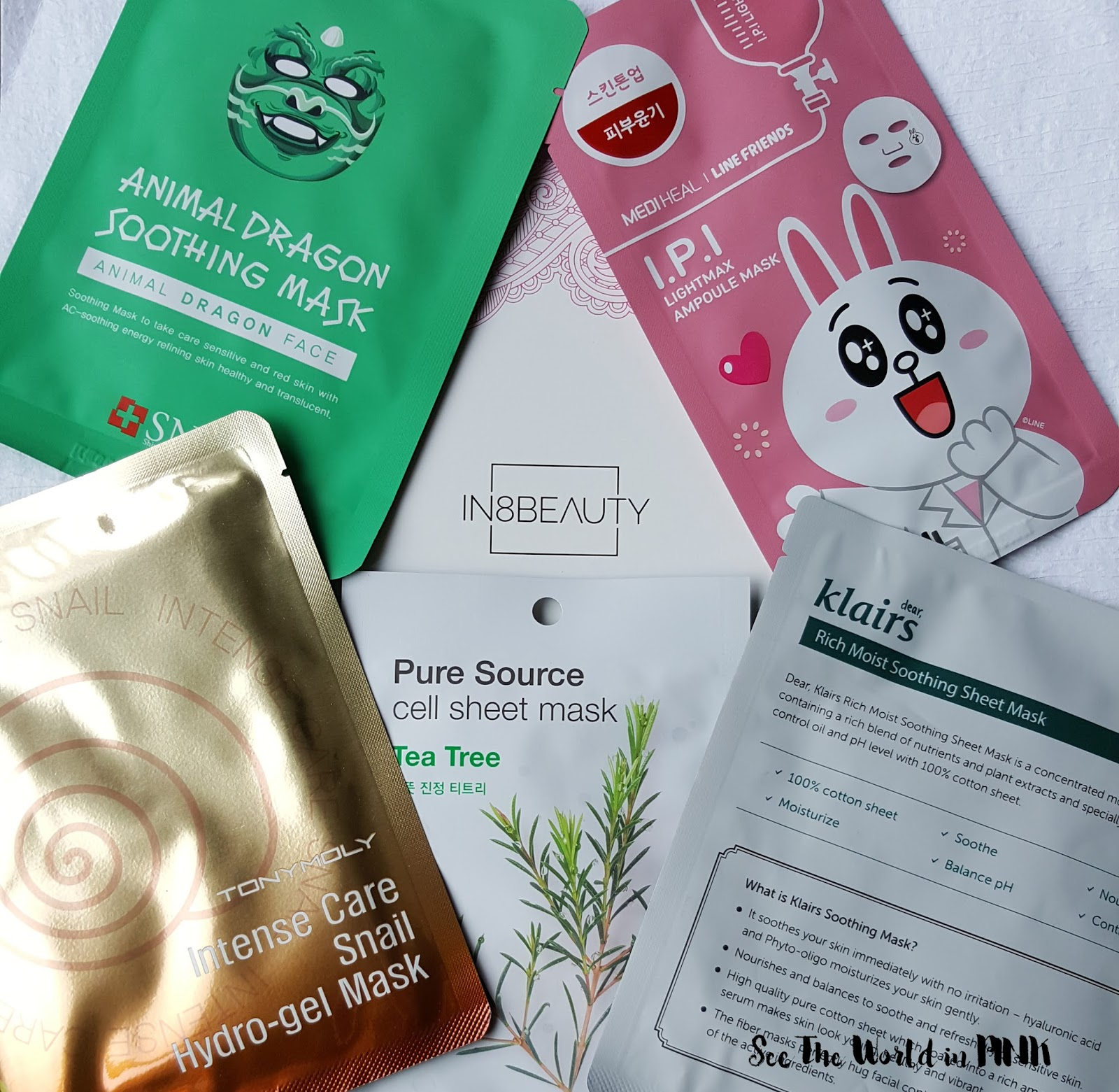 In8Beauty Canadian Mask Subscription Unboxing and Review! (New Free Shipping!)