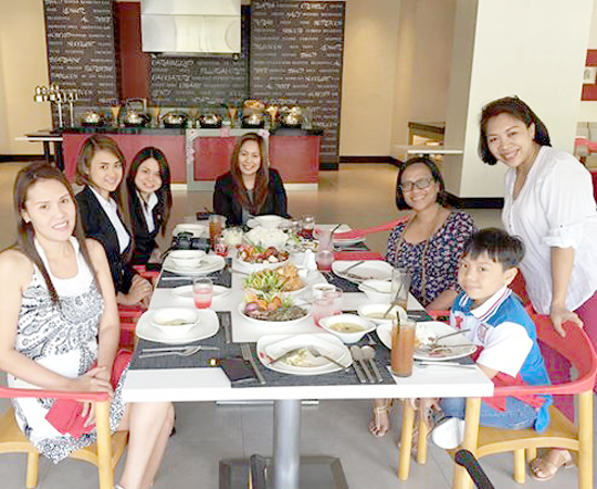 CELEBRATE MOTHER'S DAY WITH PARK INN RADISSON DAVAO